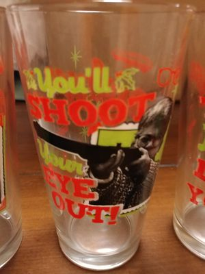 A Christmas Story Beer glass for Sale in Fresno, CA