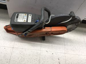 Husqvarna Partner k960 pavement concrete cutoff saw-used for Sale in Bay Shore, NY