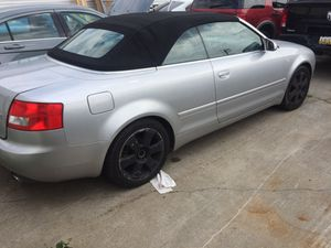 Audi A4 convertible parts for Sale in Detroit, MI