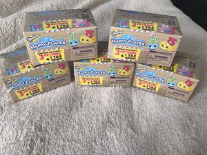 Happy Places limited edition shopkins for Sale in Pompano Beach, FL