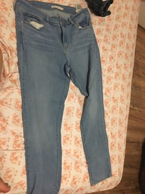 Only used once Levi jeans for Sale in Pasadena, TX