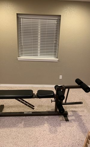 Need to sale weight set for Sale in Broomfield, CO