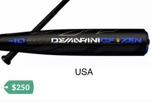2019 Demarini Cf Zen 31/21 (-10) 2 5/8 Youth USA Baseball Bat - WTDXUFX for Sale in FALLING WTRS, WV
