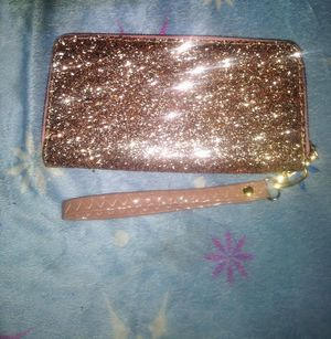 💗Gold .Wallet 💗 for Sale in Stockton, CA