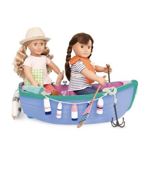 Our Generation Dolls Row Your Boat Set for Sale in Fontana, CA