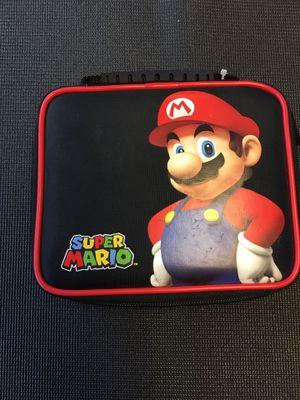 NINTENDO 3ds XL Super Mario Edition for Sale in Arlington, VA
