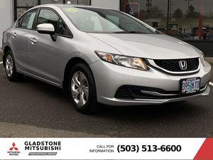 2014 Honda Civic Sedan for Sale in Milwaukie, OR