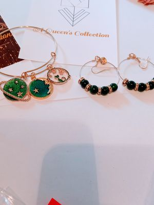 Earrings& charms bangles for Sale in Moreno Valley, CA