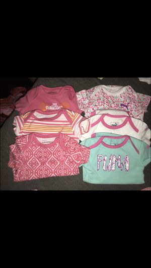 Nautica and puma baby cloths for Sale in College Park, MD