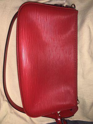 Louis Vuitton LV Epi Pochette Bag Purse for Sale in YSLETA SUR, TX