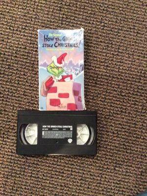 How the grinch stole Christmas for Sale in Snohomish, WA