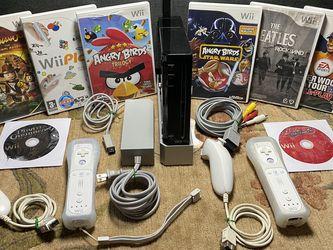 NINTENDO Wii BUNDLE for Sale in Pleasanton,  CA