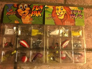 Fishing Fun Packs for Sale in Pittsburgh, PA