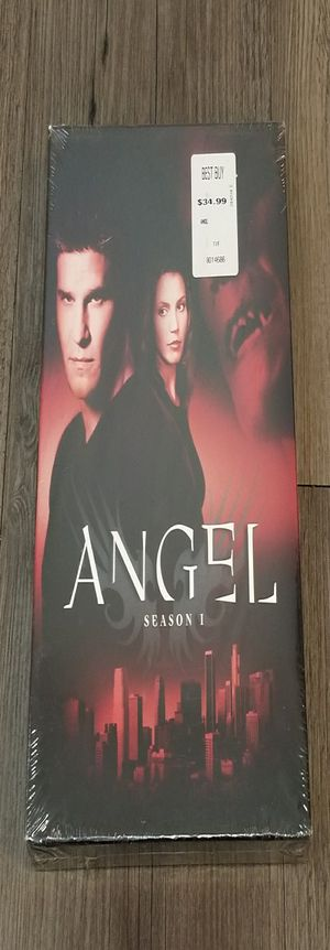 Angel - Season 1 (DVD, 6-Disc Set), New for Sale in Denver, CO