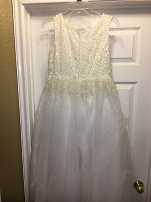 Large Flower Girl Dress for Sale in Round Rock, TX