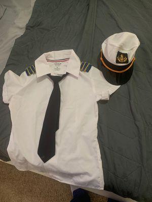 Pilot costume size 12 for Sale in Hialeah, FL