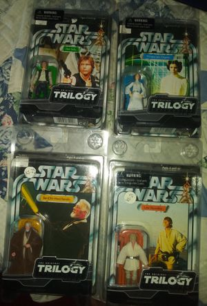 STAR WARS ACTION FIGURES for Sale in Lakewood, OH