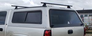 Vendo camper para silverado crew cabine for Sale in Weslaco, TX