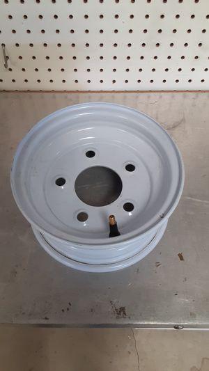 Trailer tire rim for Sale in Turlock, CA