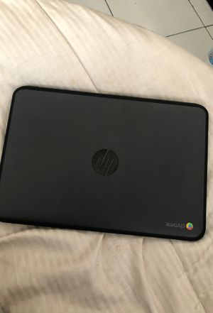 Hp chromebook/laptop for Sale in Fort Lauderdale, FL