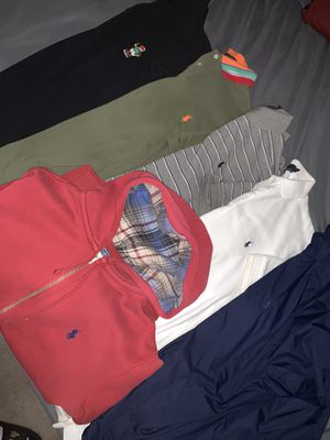 Polos size M and L for Sale in Austin, TX