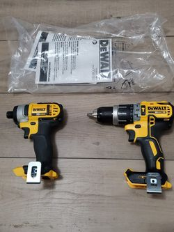 DeWalt 20 Volt Max Hammer Drill / Impact Drill for Sale in Vancouver,  WA