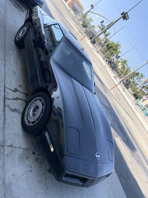 1986 Chevy corvette for Sale in Norwalk, CA