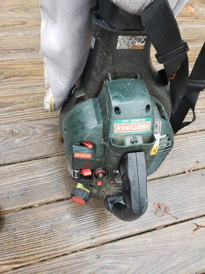Craftsman hand held leaf blower/vac for Sale in Raynham, MA