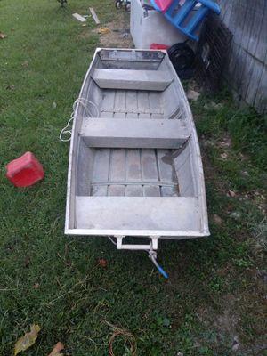 Aluminium jon boat for Sale in Clarksville, TN