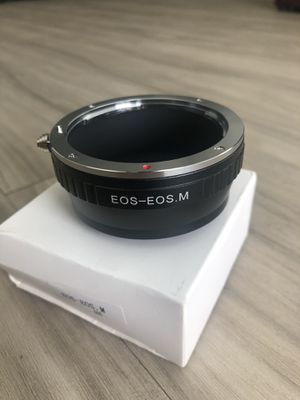 Canon EF to EF-M EOS M mirrorless lens adapter for Sale in Tampa, FL