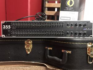 Art 355 Pro Equalizer-Like New for Sale in Buffalo, NY