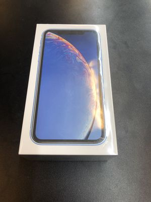 IPHONE XR UNLOCKED 64GB BRAND NEW!! Still under Apple warranty for Sale in Nashville, TN