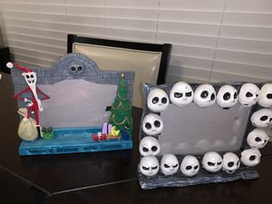Nightmare before Christmas picture frames for Sale in Phoenix, AZ
