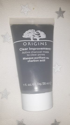 ORIGINS CLEAR IMPROVEMENT CHARCOAL MASK for Sale in Marysville, WA
