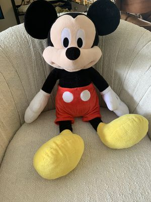 Disney & Mickey Mouse stuff animals 10 in total for Sale in Fort Lauderdale, FL