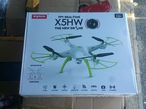 FPV quadcopter drone with HD camera auto hovering with WiFi come home Funtion for Sale in Norfolk, VA