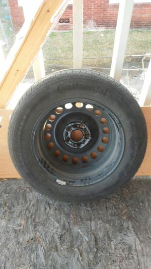 Tire for sale $65 with rim an tire 195/65 R15 for Sale in Houston, TX