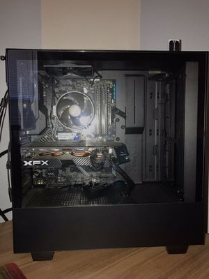 Full AMD built pc for Sale in Waterford, CA