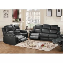 Reclining Sofa And Love for Sale in Livonia,  MI
