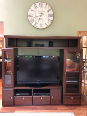 Solid cherry TV Armoir for Sale in Danvers, MA