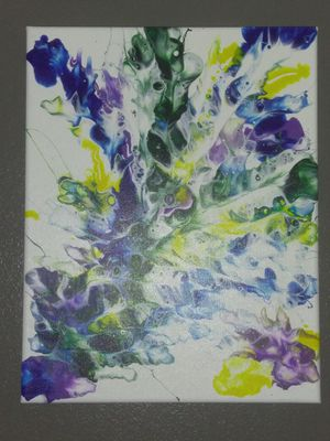 Hand-painted Abstract Art for Sale in Akron, OH