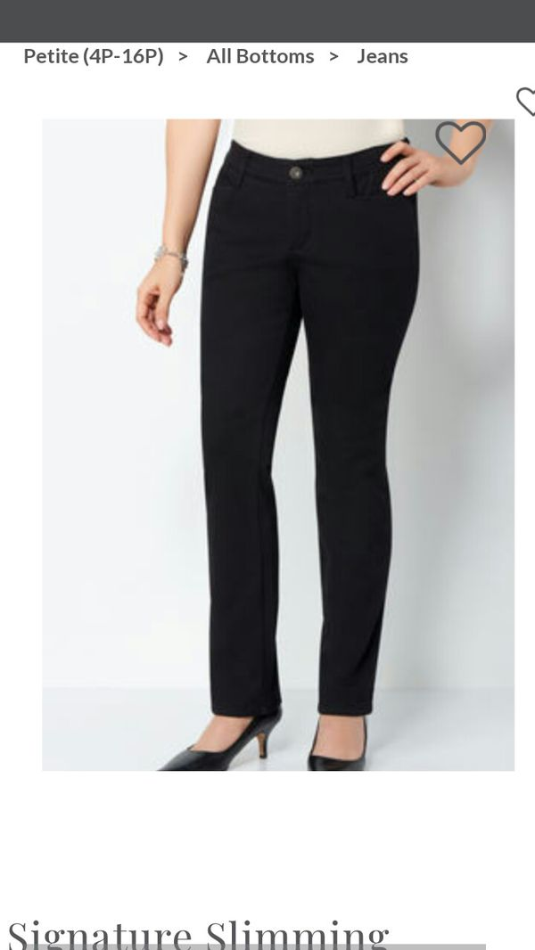 Christopher and Banks skinny jeans for women