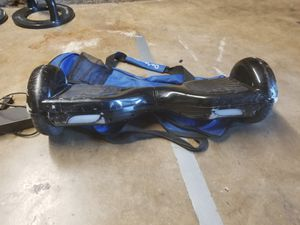 Fast Hoverboard with bag and charger for Sale in Sumner, WA