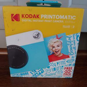 New Kodak Printomatic poloroid digital camera for Sale in Whittier, CA