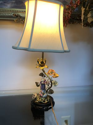 Antique lamp for Sale in Annandale, VA