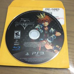 Ps3 Disney Kingdom Hearts for Sale in Hialeah,  FL