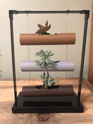 Hanging Succulent Desk Planter for Sale in Nashville, TN