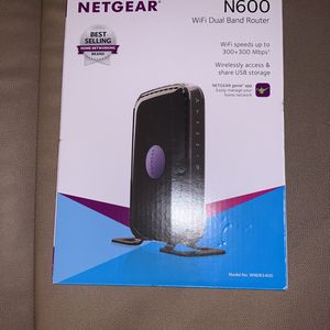 Netgear N609 WiFi Router for Sale in Mesa, AZ