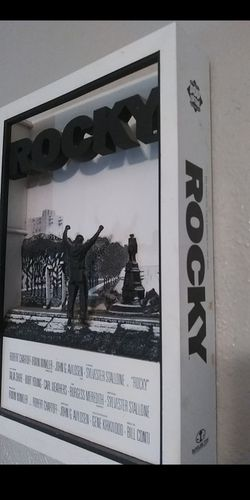 3d rocky poster need gone today for Sale in Virginia Beach,  VA