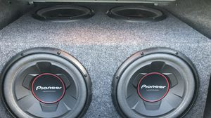 12s subwoofer for Sale in Austin, TX